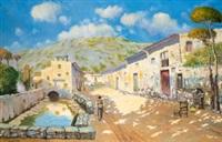 paisaje de la alberca by rigoberto soler [perez]